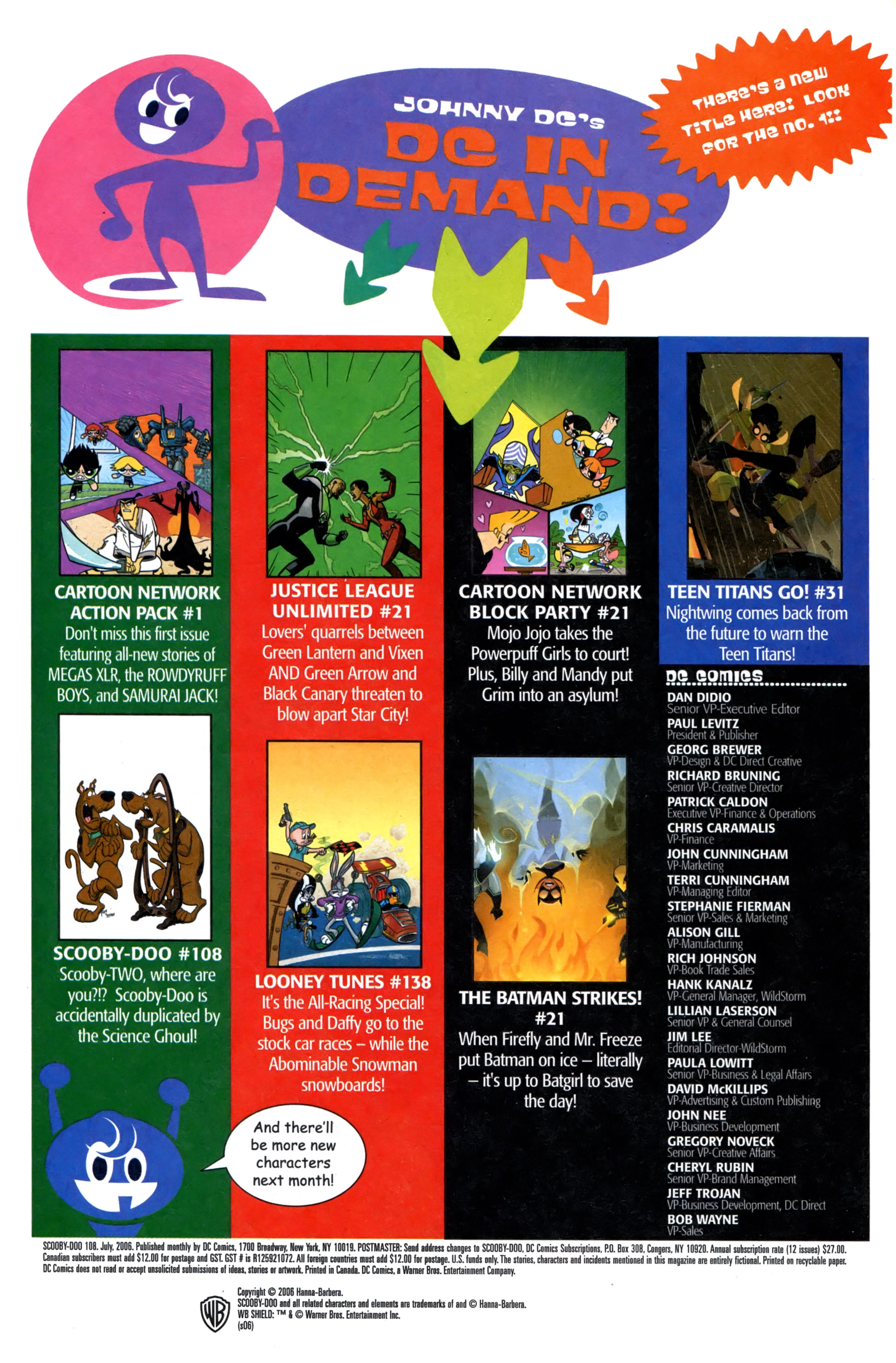 Read online Scooby-Doo (1997) comic -  Issue #108 - 34