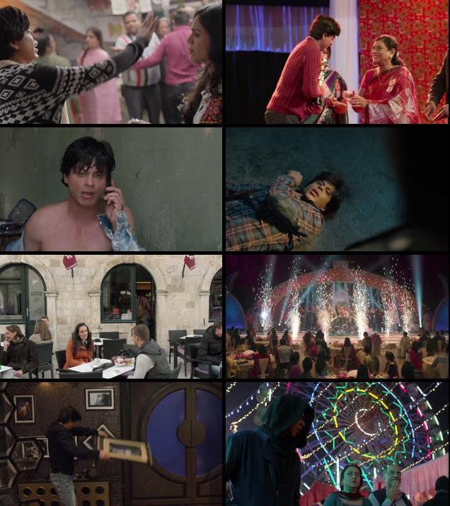 Fan 2016 Hindi 480p HDRip