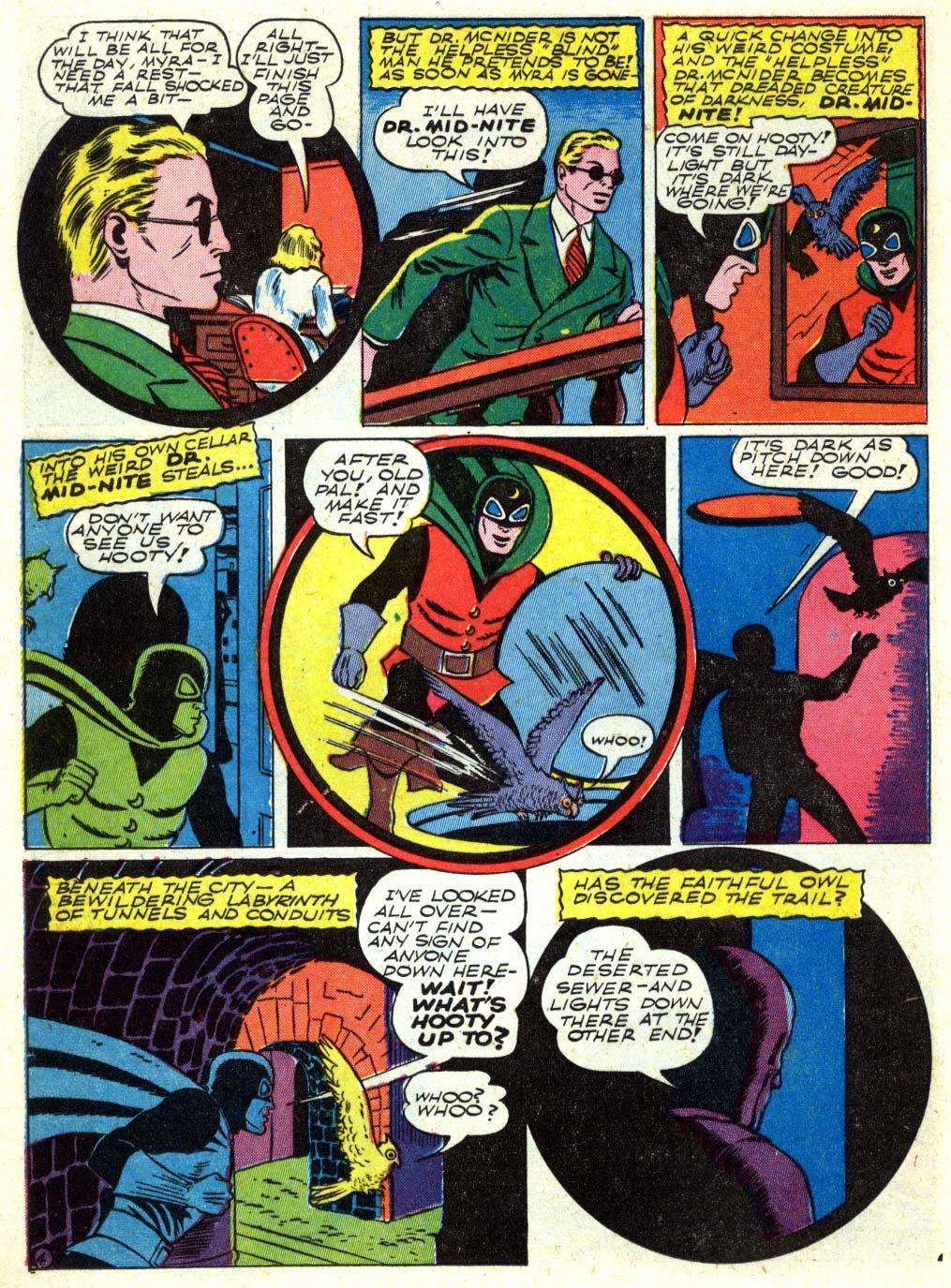 Read online All-American Comics (1939) comic -  Issue #40 - 22