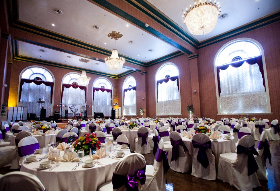 The Renaissance Richmond VA Wedding Venue