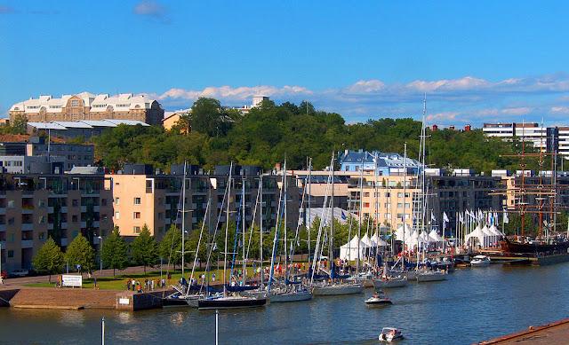 جولات سياحية في فنلندا