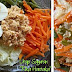 Urap Sayuran (Vegetables Salad with Spicy Coconut Sauted)