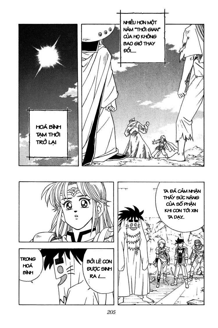 Dấu ấn rồng thiêng chap 309 trang 18