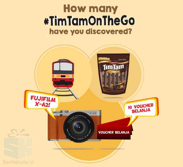 TimTam On TheGo