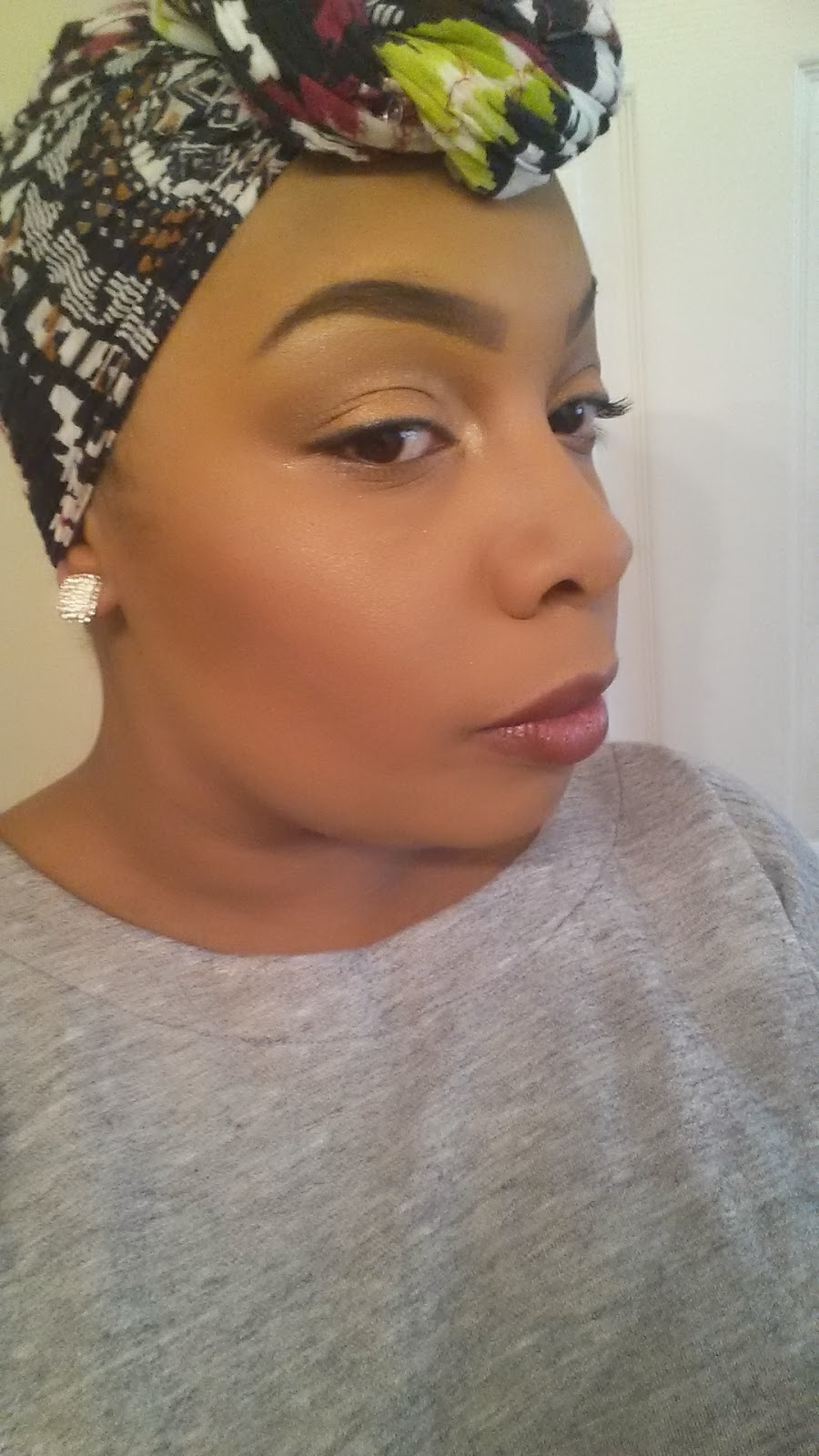 ProductReviewMom.com Neutral Makeup Look
