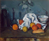 Fruit by Paul Cezanne - Fruits Paintings from Hermitage Museum