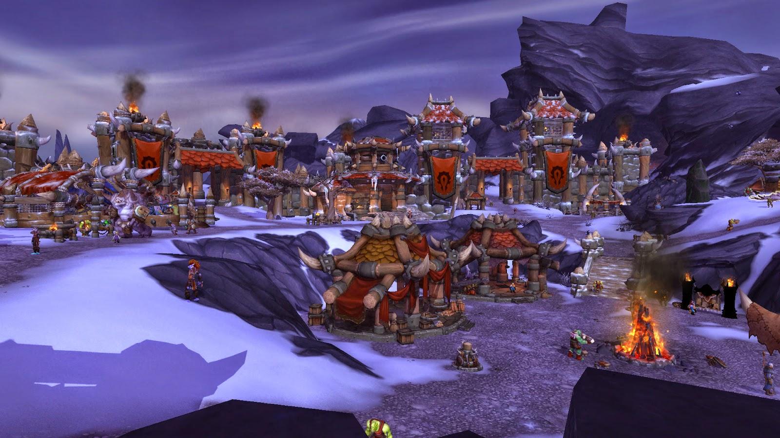 Master Of World Of Warcraft November 2014