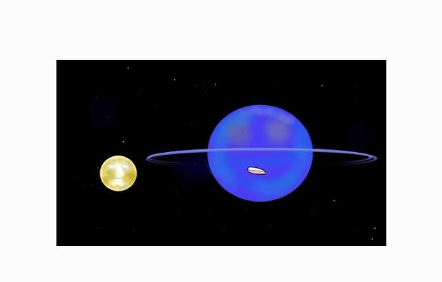 pengertian, struktur, karakteristik neptunus