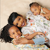 Daughter Of Late Bimbo Odukoya, Tolu Celebrates her daughter's Birthday