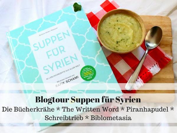 [Blogtour] Suppen für Syrien - Wohin spende ich?