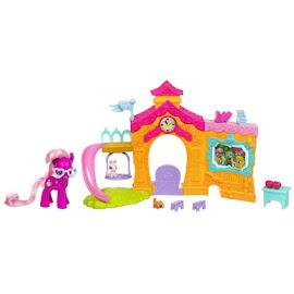My Little Pony Ponyville Schoolhouse Cheerilee Brushable Pony