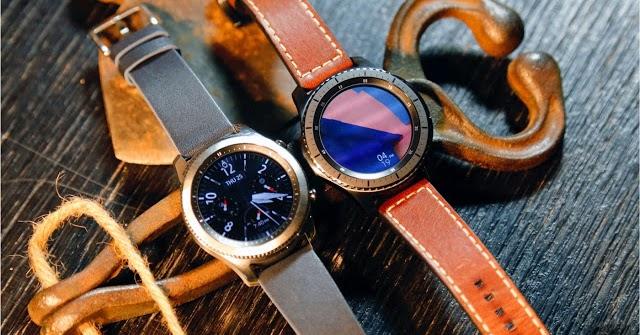 Samsung ရဲ႕ Stylish Gear S3 နာရီေတြကုိ ႏုိဝင္ဘာ ၁၈ရက္ေန႔တြင္ေရာင္းခ်မည္