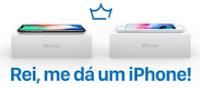 Promoção 'Rei, me dá um iPhone!'