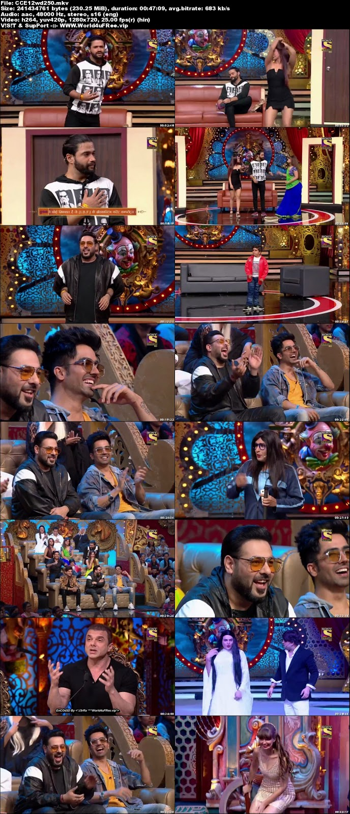 Comedy Circus 2018 Episode 12 720p WEBRip 250mb x264  world4ufree.vip tv show Comedy Circus 2018 hindi tv show Comedy Circus 2018  Season 1 sony tv show compressed small size free download or watch online at world4ufree.vip
