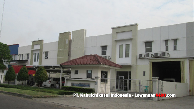 Lowongan Kerja PT. Kakuichikasei Indonesia Jababeka