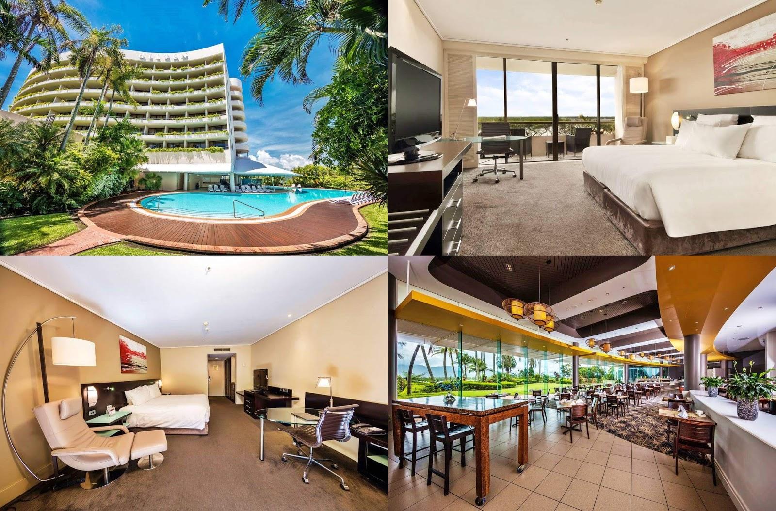 凱恩斯-住宿-推薦-希爾頓-飯店-旅館-民宿-公寓-酒店-Cairns-Hilton-Hotel
