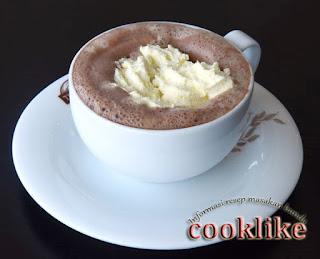 Resep Minuman Royal Hot Chocolate