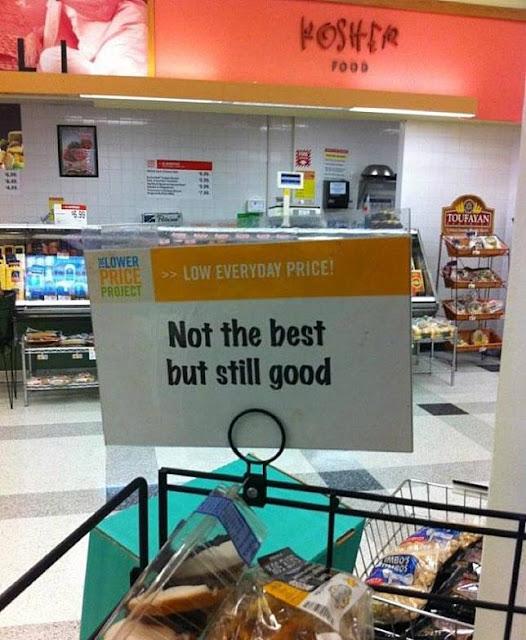 Begini Nih, Kalau Pegawai Supermarket Terlalu Kreatif