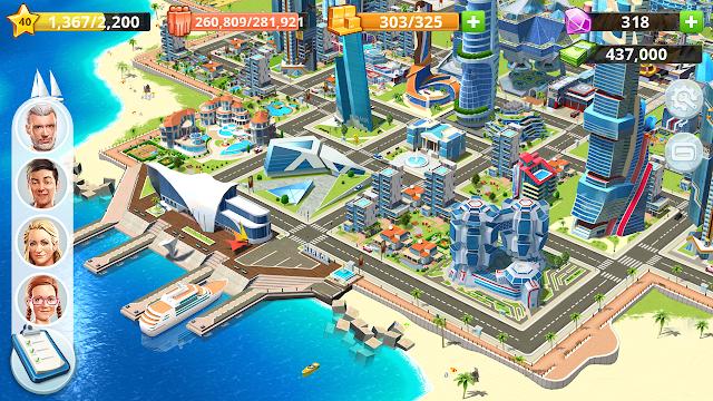 Little Big City 2 : Daftar Games Mobile (Android & iOS) Terbaru Pekan 22 - 28 Agustus 2016