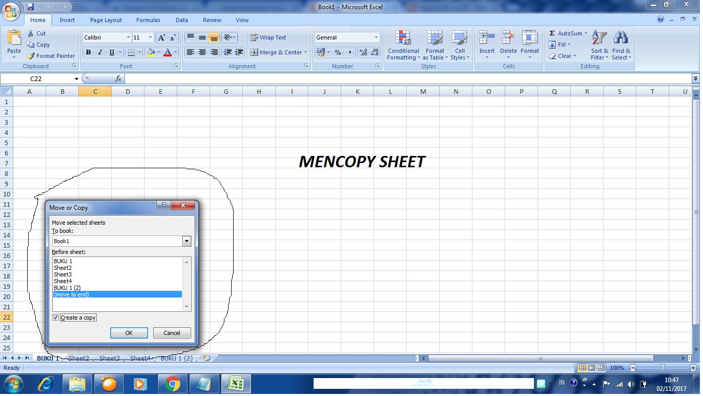 Mengenal Workbook Dan Worksheet Pada Microsoft Excel