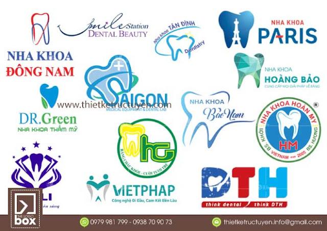Thiết kế logo nha khoa y tế đẹp cần điều gì?