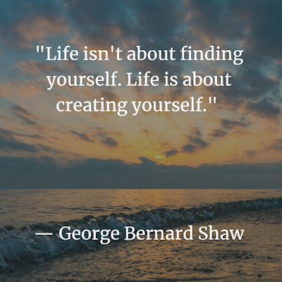 George Bernard Shaw quote for inspiration