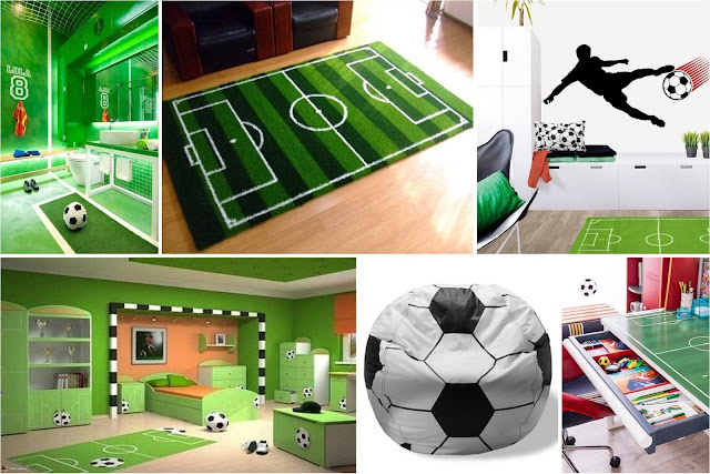 8 Decoration Ideas Inspired By The World Cup