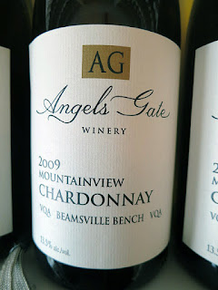 Angels Gate Mountainview Chardonnay 2009 (89 pts)