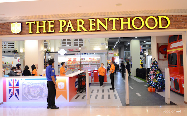 The Parenthood - 1st London Street Family Park In Malaysia @ Sunway Putra Mall, Kuala Lumpur