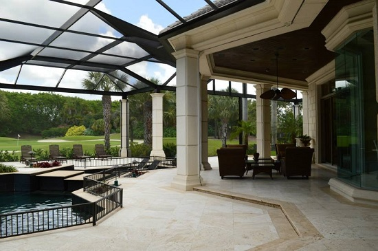 Florida Screened Porches : Affordable screened porch in tampa fl by ultra screen
