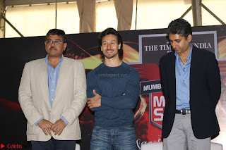Tiger Shroff Launches Mumbai International Motor Show 2017 021.JPG