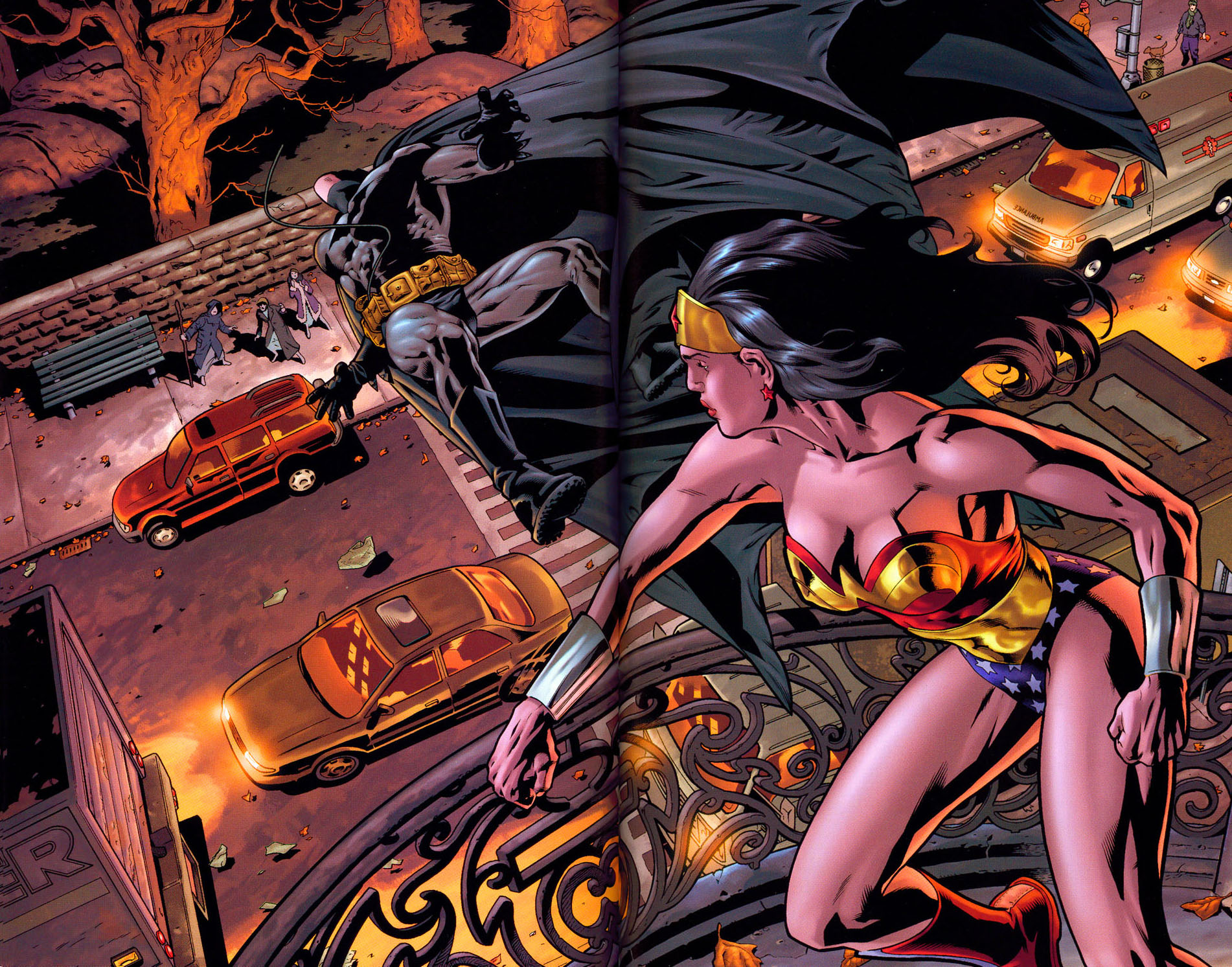 Read online Wonder Woman: The Hiketeia comic -  Issue # Full - 66