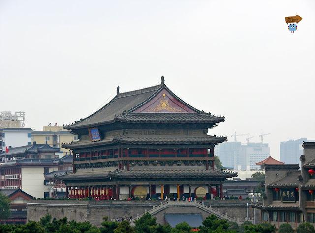 Torre del tambor - Xián - China