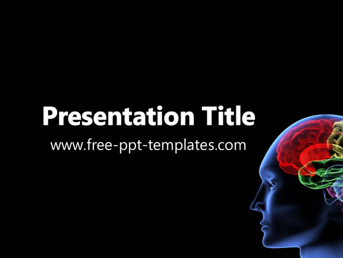 Neurology ppt template toneelgroepblik Image collections