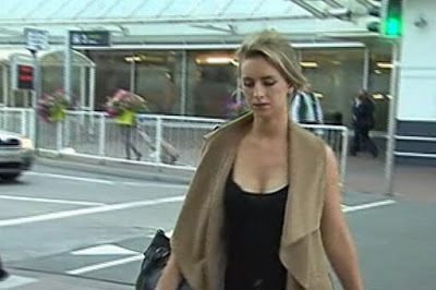 , Update: Peru drugs mule Michaella McCollum arrives home, Latest Nigeria News, Daily Devotionals & Celebrity Gossips - Chidispalace