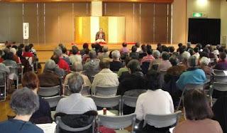 三遊亭楽春わくわく健康講座「いつまでも輝く笑顔を!落語の世界を楽しもう」
