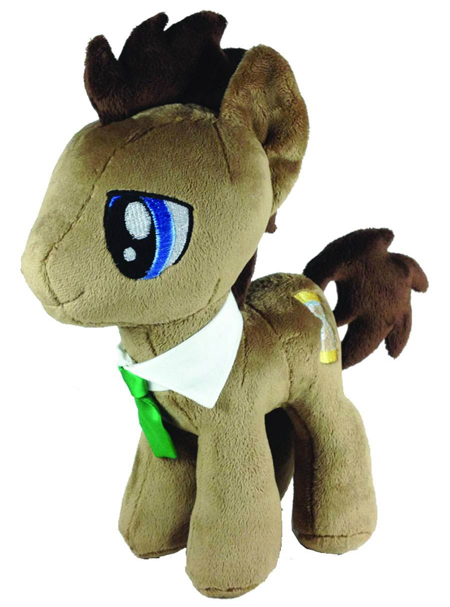 New 4th Dimension Entertainment Plushies Up For Pre Order