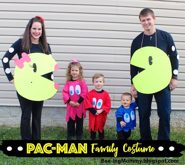 DIY No Sew Pac-man Family Costume , DIY Pac-man Family Costume, No Sew Pac-man Family Costume, DIY Pac-man Costume, No Sew Pac-man Costume, Halloween costume, DIY Halloween Costume, costume, costumes, easy costume, 1980's costume, 80's costume, video game, video game inspired costume, pacman, pac-man, Ms. Pac-man, Ms. pacman, easy pacman costume, fast pacman costume, pacman ghost costume, ghost costume, Inky, Pinky, Blinky, family costume, family costume ideas, family of 5 costume, family of 6 costume, family of 5 halloween, halloween family costume, family of 5 costume idea, family of 6 costume idea, cheap halloween costume, cheap costume, last minute costume, last minute family costume, last minute halloween costume, games, fun halloween costume, creative Halloween costume, easy and cheap Halloween costume, easy and cheap costume, couples costume, couples halloween costume, kids costume, no sew costume, best halloween costume, No Sew Pac-man Family Costume, Pac-man, pacman, Ms. Pac-man, Ms. Pacman, no sew pac-man, poster board costume, poster board craft, poster board pac-man, no-sew costume, no-sew, no-sew halloween costume