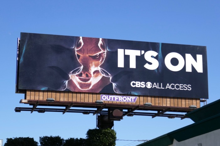 Tell Me A Story Its On CBS All Access billboard