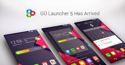 aplikasi tema go launcher