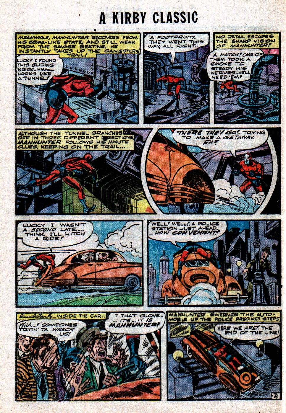 The New Gods (1971) issue 9 - Page 45