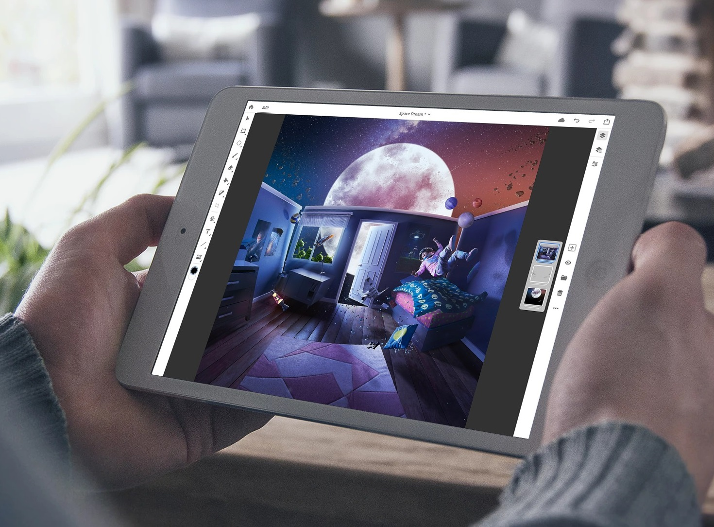 Photoshop CC is (finally) coming to iPad, says Adobe