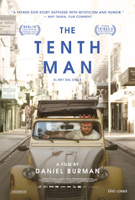 The Tenth Man Poster Film