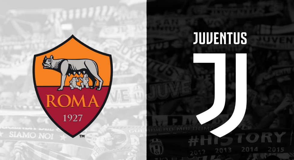 Risultati immagini per Roma - Juventus