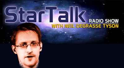 Edward Snowden Talks 'Aliens' with Neil deGrasse Tyson