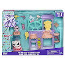 Littlest Pet Shop Series 1 Large Playset Sada Scottsfield (#1-101) Pet