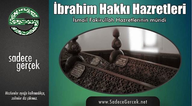 Erzurumlu İbrahim Hakkı Hazretleri kimdir?