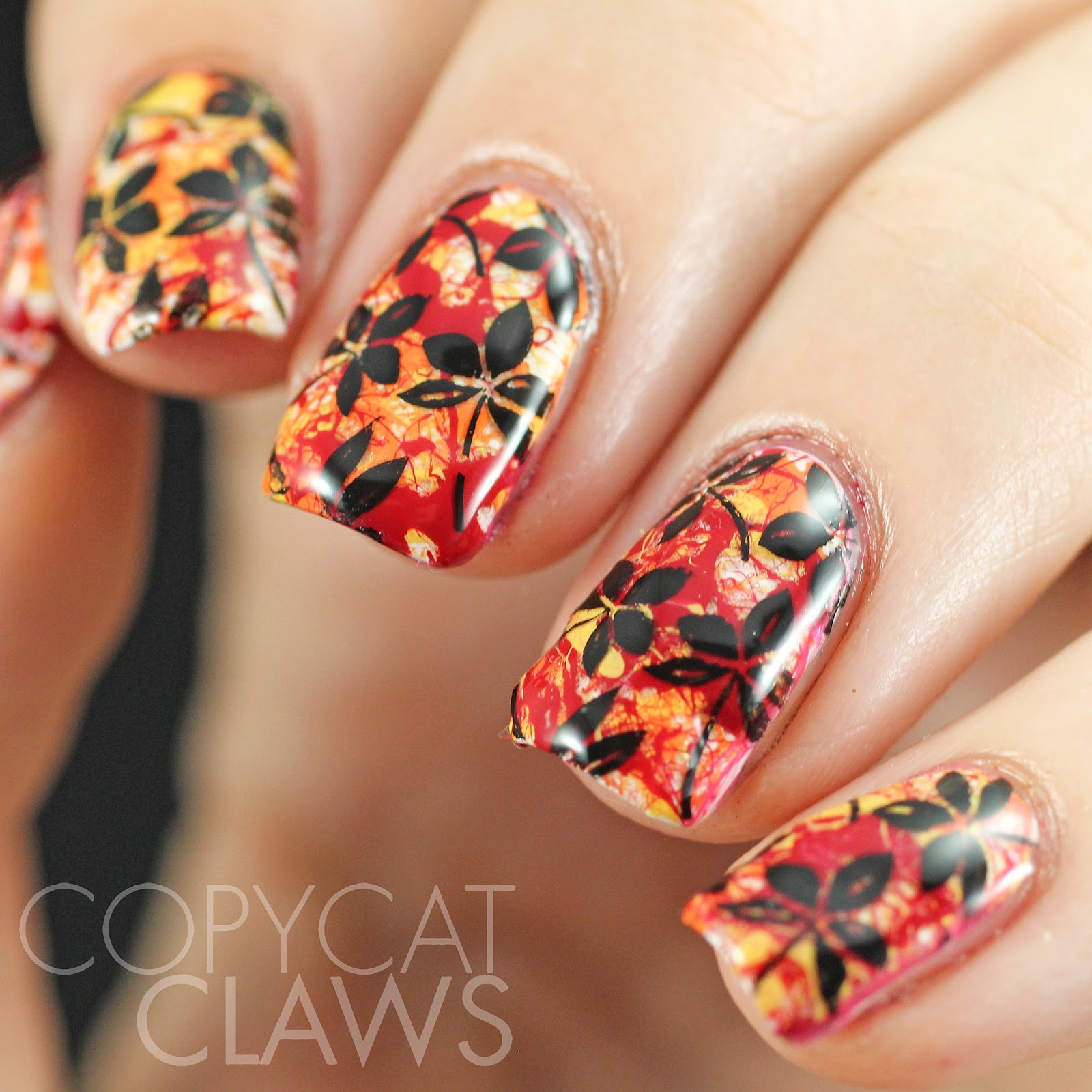 Copycat Claws: October 2015