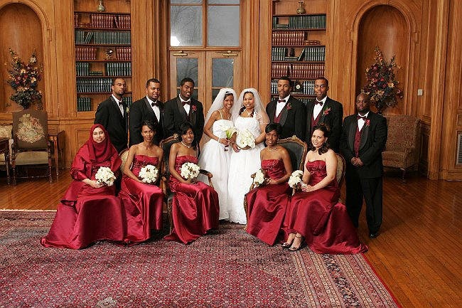 Extra Gossip: Monica Wedding Pictures