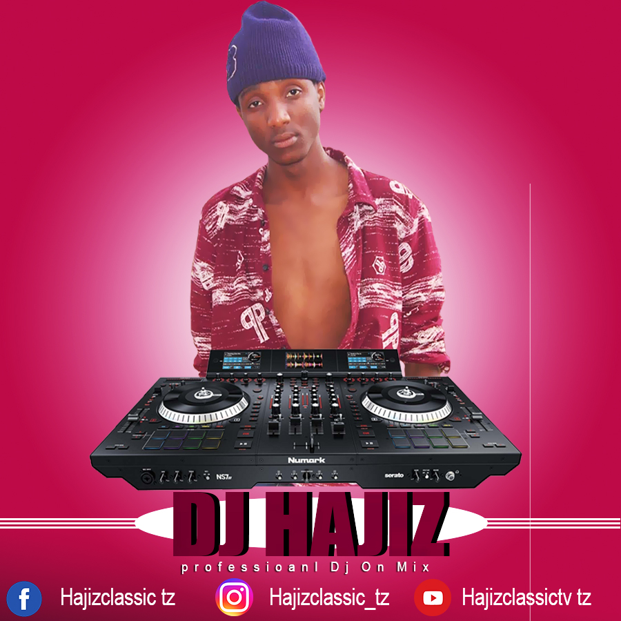 Audio | Refix DJ HAJIZ -Sir Ngoma Ft  Mr T touchez - BONGE